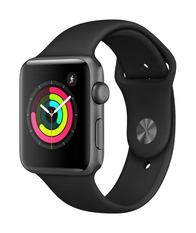 Apple Watch Series 3 (Alu, 42mm)