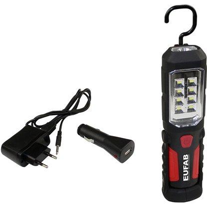 !! Akku-LED-Werkstattleuchte mit Kracher Preis !!