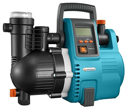 Amazon GARDENA Comfort Hauswasserautomat 5000/5E LCD 184,44 Euro