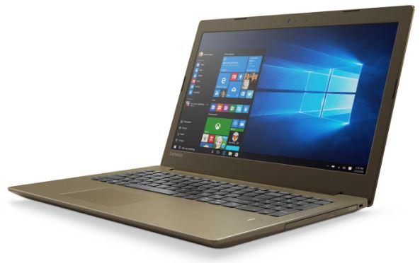 """Lenovo 520 15.6"""" , i7-8550U, 8GB, 1TB HDD + 128GB SSD"""