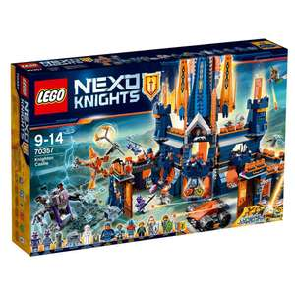 [interspar.at] LEGO Nexo Knights - Schloss Knighton (70357) für 69,82 inkl. Versand