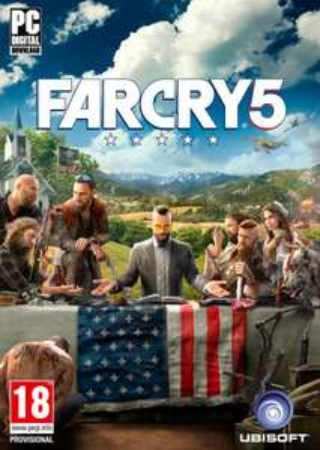 [Cdkeys] FarCry 5 DL um nur 41,50€ direkt zum Release