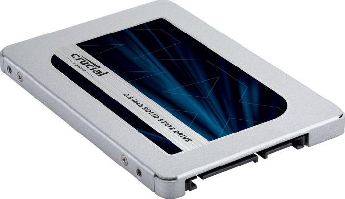 Universal.at Crucial MX500 250GB, SATA (CT250MX500SSD1) // zusätzlich -8% Cashback möglich