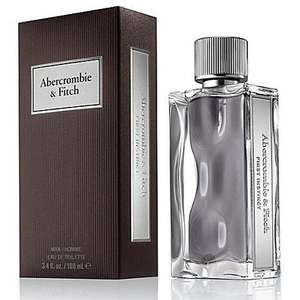 Abercrombie and Fitch First Instinct 100ml
