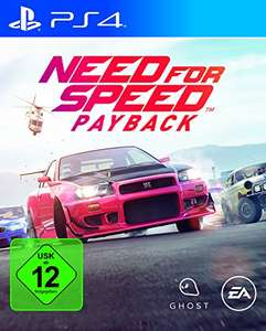 [Amazon.de] [PS4] Need for Speed: Payback für rd. €30,- inkl. VSK für Prime