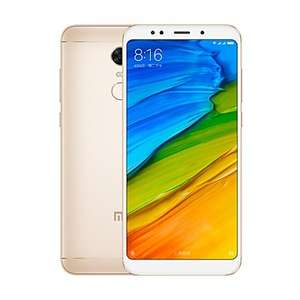 [LightInTheBox] Xiaomi Redmi 5 Plus Global Version 3GB / 32GB für 131,18 € inkl. Zollversicherung