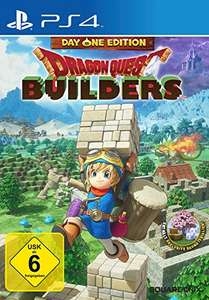 [Amazon.de] [PS4] Dragon Quest Builders Day One Edition für rd. €10,- ohne VSK