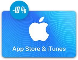 PayPal Gifts -10% auf iTunes Guthaben