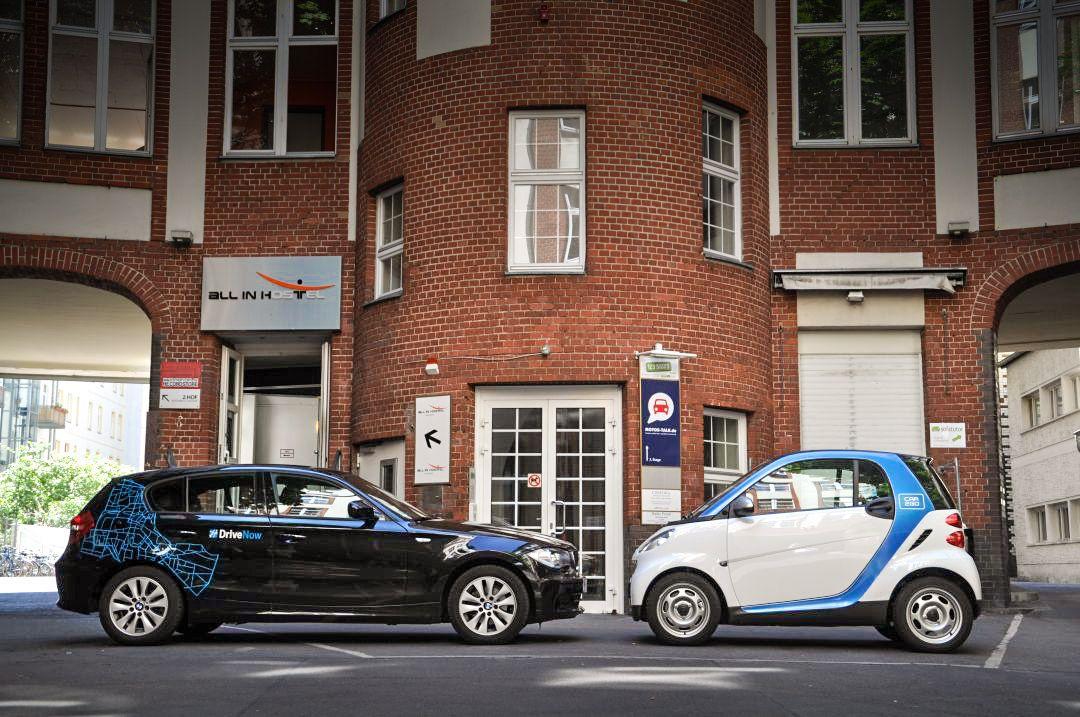 [Info] DriveNow und Car2Go bieten bald ein gemeinsames CarSharing Angebot an!