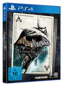 [Amazon.de] [PS4] Batman: Return to Arkham für €21,5