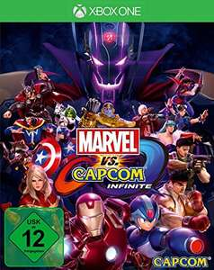 [Amazon.de] [PS4][XBONE] Marvel vs. Capcom: Infinite für €12,- bzw. €15,-