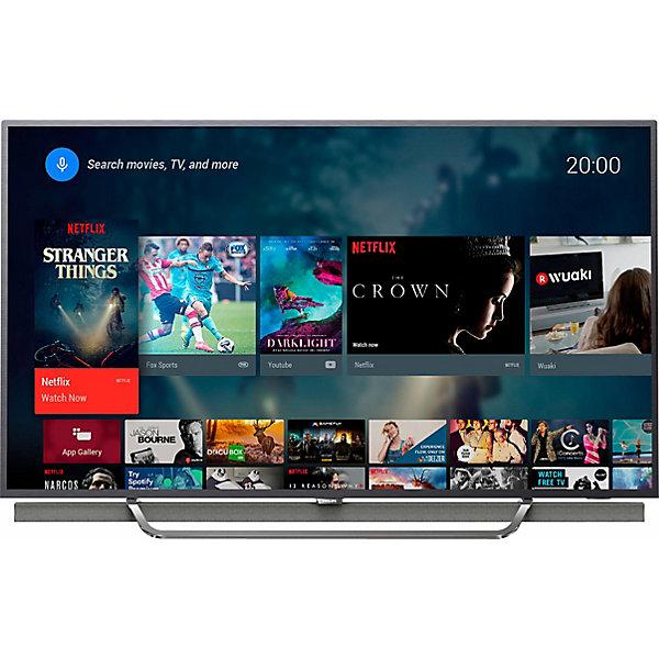 Universal.at Philips 65PUS8602/12 QLED-Fernseher (164 cm / (65 Zoll), 4K Ultra HD, Smart-TV  BESTPREIS // zusätzlich -8% Cashback möglich