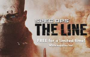 Spec Ops: The Line (Steam) KOSTENLOS
