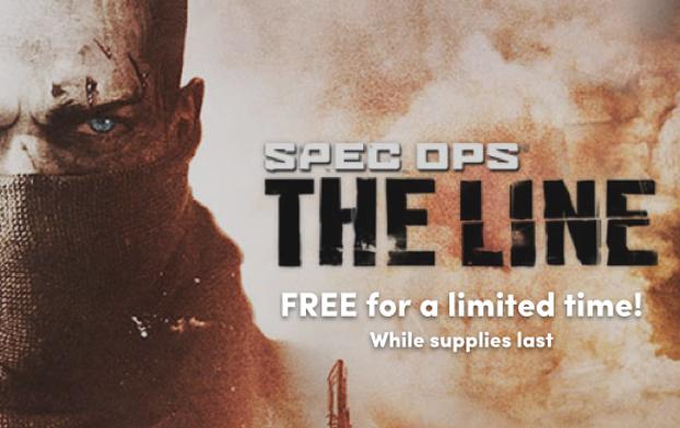 Spec Ops: The Line (Steam) KOSTENLOS