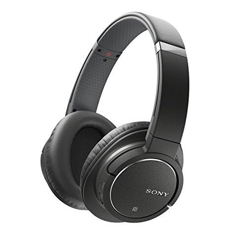 Sony MDR-ZX770BN Bluetooth Kopfhörer mit Noise Cancelling schwarz um €75 statt €103,94