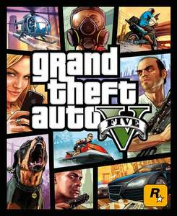 (PC) Grand Theft Auto V (GTA 5)