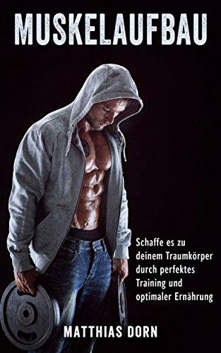 Muskelaufbau Ebook auf Amazon