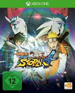 Naruto Shippuden: Ultimate Ninja Storm 4 - Road to Boruto (deutsch) (Xbox One)