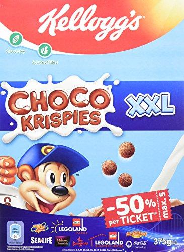 5x Kellogg's Choco Krispies XXL