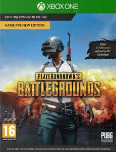 PLAYERUNKNOWN'S BATTLEGROUNDS - Game Preview Edition [Code in The Box] - (Xbox One)