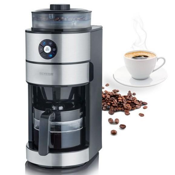Severin Kaffeemaschine mit Mahlwerk (KA 4811)