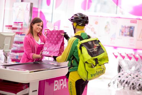 BIPA: GRATIS Lieferung in Wien per Veloce bis 30.04.