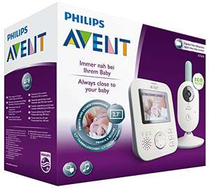 Amazon Tagesangebot Philips Avent SCD620/26 Video-Babyphone, 2,7 Zoll Display 96,99 Euro