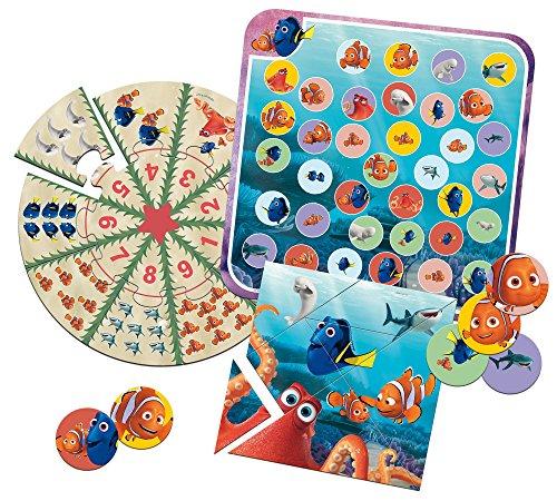 Lisciani 56927 Dory Multigames, Kinderspiel 3,78, Plus Produkt bei Amazon