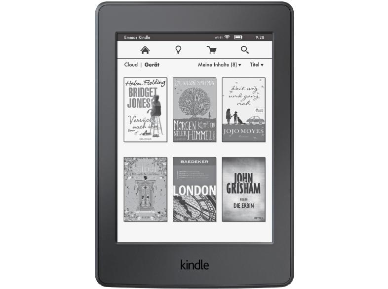 Amazon Paperwhite um 75 (1 Stück) bzw. 70 Euro (2 Stück) - gratis Versand bei MM