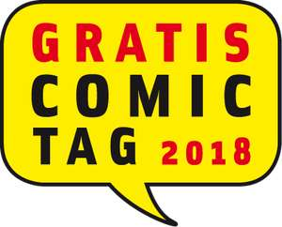 Gratis Comic Tag am 12.Mai 2018