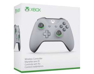 "Xbox One Wireless Controller ""Grey and Green"" [Amazon Frankreich]"