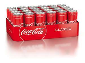[Amazon Prime] 24x Coca-Cola / Cola Zero 330ml Dosen für 9,43 €