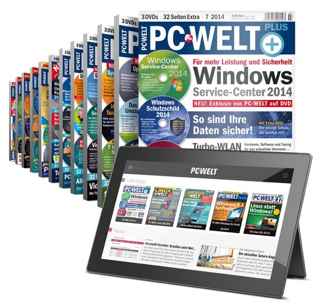 Nur heute: PC-WELT Plus Digital für nur 1,99 Euro - statt 6,99 Euro