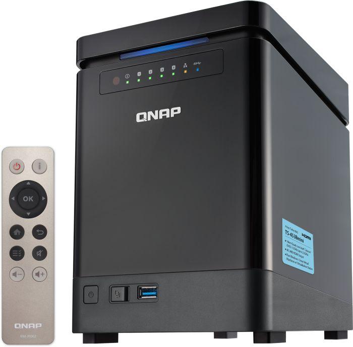 Media Markt - Diverse NAS zum Bestpreis, z.B. Qnap TS-453Bmini-4G für 343€
