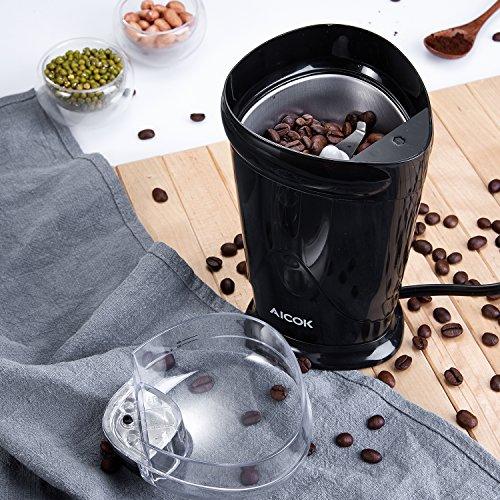 Kaffeemühle für Kaffeebohnen, Nuß und Gewürz