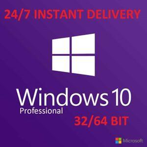 Windows 10 Pro Aktivierungsschlüssel!