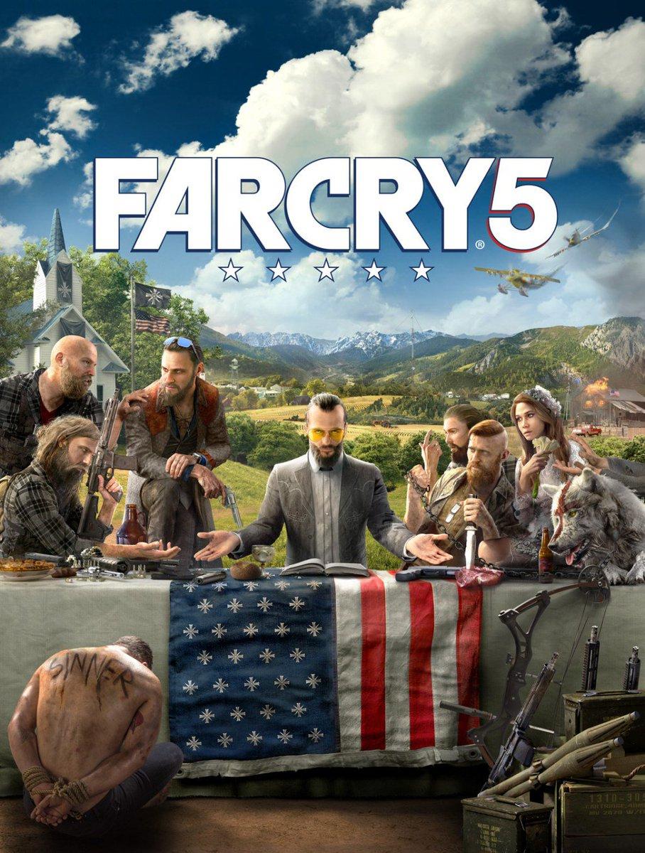 Far Cry 5 Key (VPN benötigt)