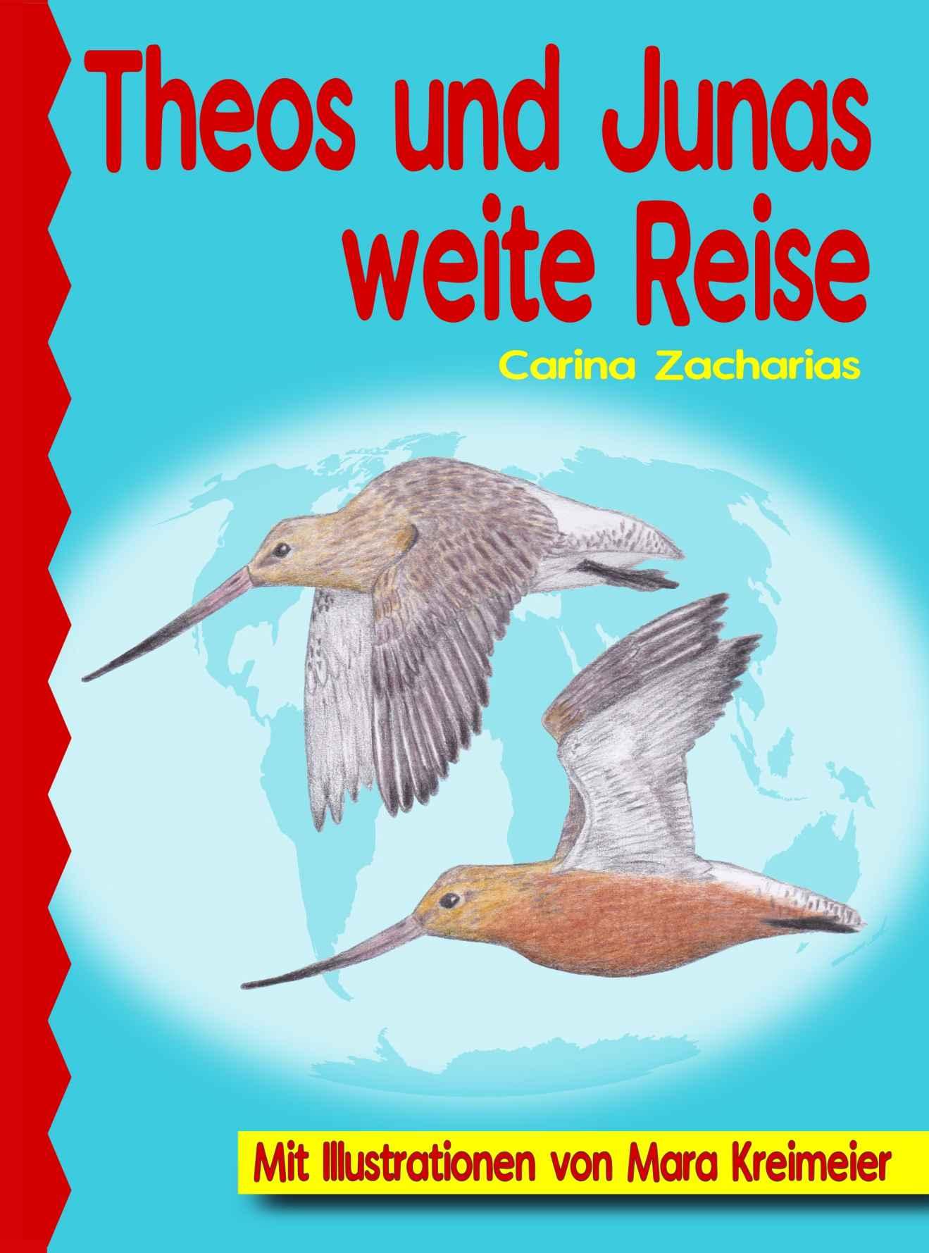 """GRATIS - Kindle Buch für Kinder """"Theos und Junas weite Reise"""""""