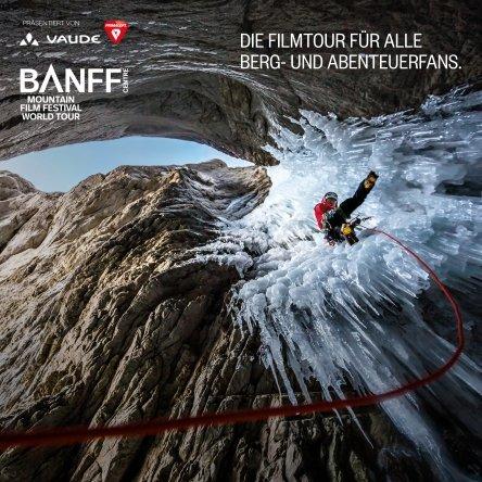 Banff Mountain Film Festival World Tour: 2€ Rabatt