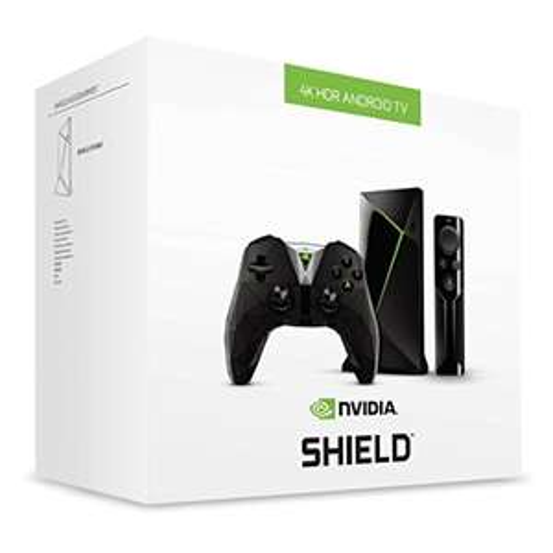 Nvidia Shield TV (16 GB, 2017)