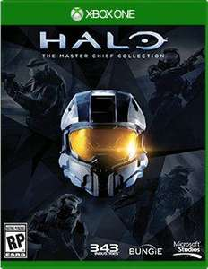 Wieder verfügbar! Halo: The Master Chief Collection für Xbox One (Blu-ray Edition)