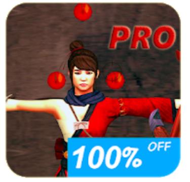 (Android) Archery: Bogenschießen Physik Apple Shooter