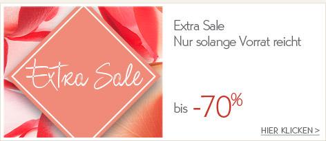 Bis zu 70% Rabatt + GRATIS Geschenk + versandkostenfrei ab 10€