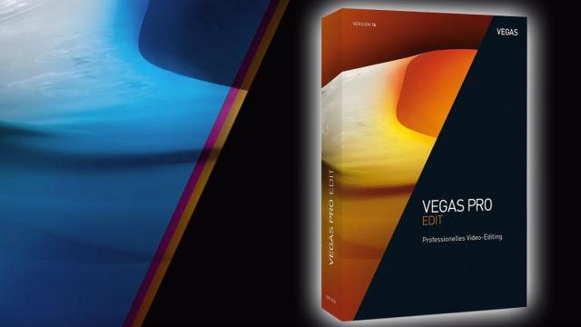 Humble Bundel: Sony Vegas Pro Edit 14