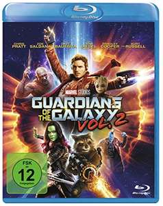 [Amazon.de] Guardians of the Galaxy 2 Bluray um nur 13,10€