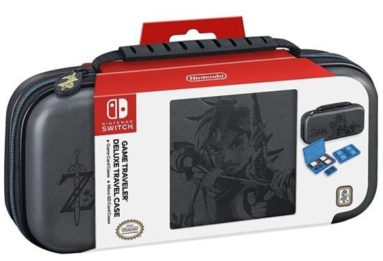 Nintendo Switch Zelda Tasche Travel Case für 14,96€ statt 24,99€