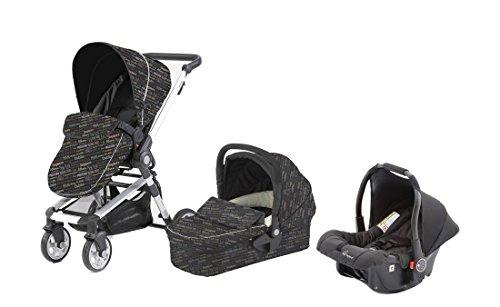 Baby Elegance Beep Twist - 3 in 1 Kombi-Kinderwagen