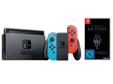 Otto.de: Nintendo Switch + Skyrim um 276,12€ // 2DS XL + Pokémon Ultrasonne/-Mond um 113,62€ // Xbox One X inkl. PUBG um 399€