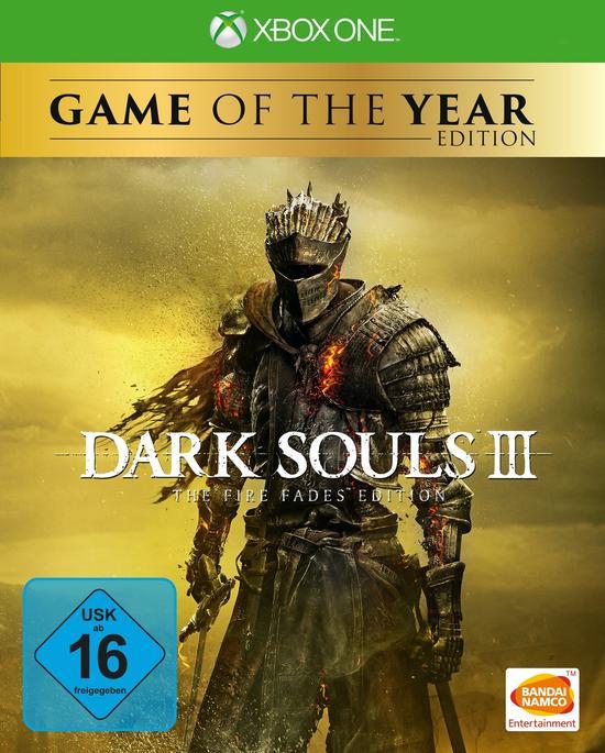 Dark Souls 3 - The Fire Fades Edition (Xbox One) für 19,99€
