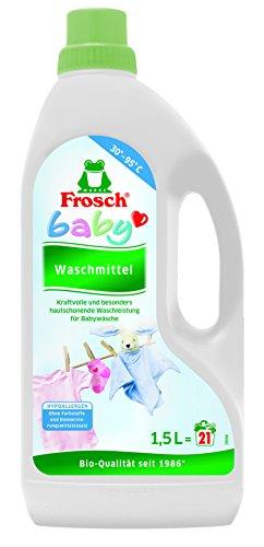 Frosch Baby Waschmittel im 5er Pack um 10,20 statt 24,75